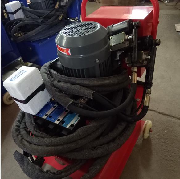 风管液压铆钉机厂家关于铆钉机常见问题和维修方法
