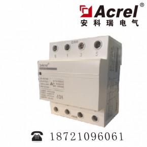 安科瑞ASJ10-GQ 三相自复式过欠压保护器