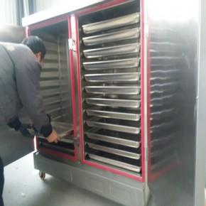 定制单门双门 蒸汽式不锈钢馒头蒸房蒸饭柜