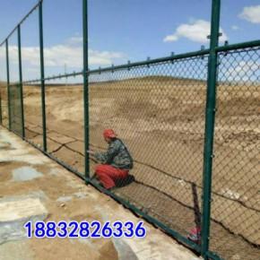 户外体育场网球场围栏足球护栏网包塑勾花护栏网