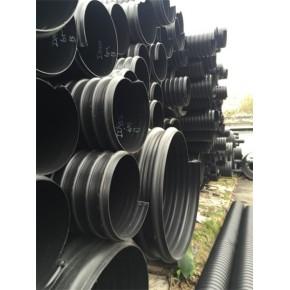 钢带增强HDPE管价格
