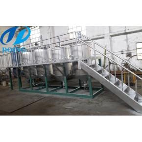 小型精炼油设备 食用油精炼设备 小型油脂精炼设备