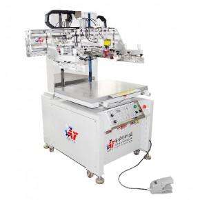 新晔半自动横刮机丝印机小型玻璃丝印机