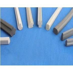 厂家直供 硅胶发泡条密封条 耐高温硅胶海绵发泡条