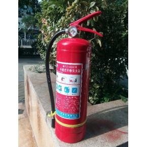 武汉手提式ABC干粉灭火器厂家中安消防品质保障