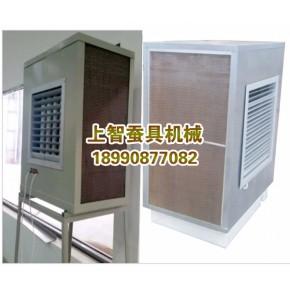 分体式蚕用水帘空调蚕房降温设备蚕用水帘降温设备