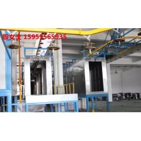 电柜静电喷粉加工全自动喷涂厂家电柜静电喷涂加工
