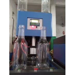 本诚机械BC-20L五加仑半自动吹瓶机