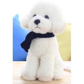深圳做公仔的廠家批發泰迪狗毛絨玩具