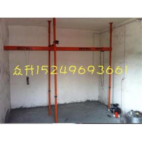 三立柱直滑式室内吊机装修小吊机离合器主机小型吊机