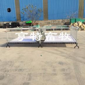 新型养猪设备小猪床带碳纤维电热板厂家报价