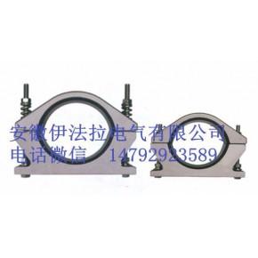 铝合金电缆夹厂家生产高压电缆固定夹 电缆夹具