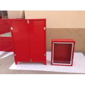 玻璃钢消防器材箱青岛厂家
