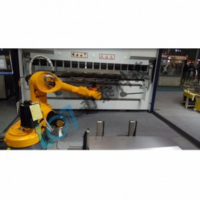 南京力泰钣金自动折弯机器人加工设备 折弯机系统
