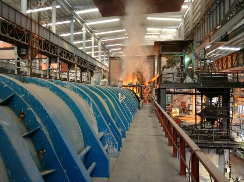 DP电炉连续炼钢-电炉连续加料-电炉废钢预热装备