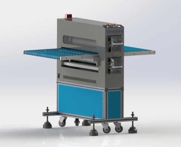软板覆盖膜粘尘机 清洁机 除尘机图片(图)
