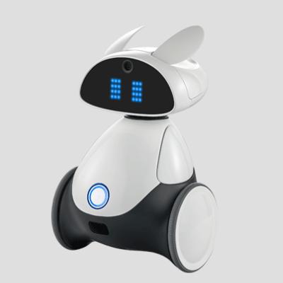罗小逗儿童智能机器人玩具早教学习机视频通话语音