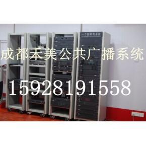 成都酒店卖场商场智能背景音乐广播系统设备调试维修