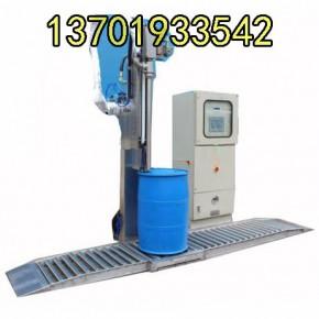 200L灌装机 润滑油大桶灌装机