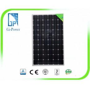 280W 单晶太阳能板 并网光伏太阳能系统