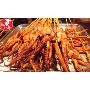 铁板鱿鱼的制作鱿鱼的处理作料的配方