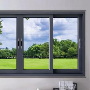 欧式豪华别墅 家装铝合金推拉窗  推拉窗 定制