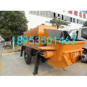 烟台大都重工50泵大粒混凝土输送泵拖泵