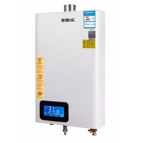 厂家直销12升燃气热水器代理天然气家用数码恒温