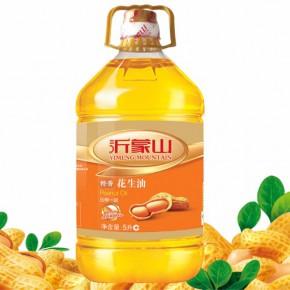 沂蒙山花生油公司厂家销售电话批发零售团购福利