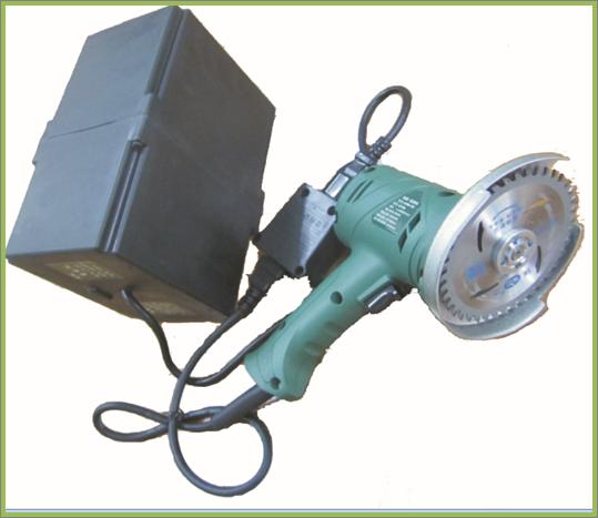 电动伐条机桑园管理设备桑树修枝剪桑树伐条机