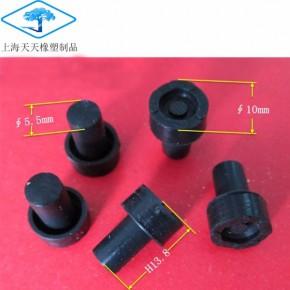 头灯充电孔胶塞 防尘硅胶O形按钮套 长方形硅胶圈