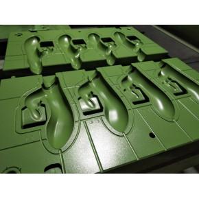 菲帆铁氟龙喷涂特氟龙喷涂耐高低温耐腐蚀性模具抛光