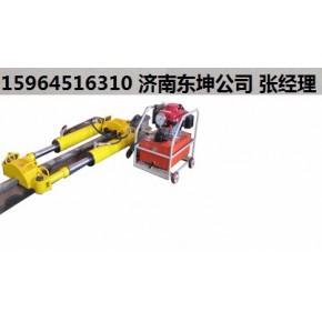 山西晋中YLS-900型液压钢轨拉伸器