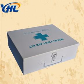 小型医疗急救箱厂家加工定制  喷粉白色 可定制