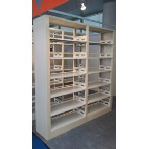 广州钢制书架生产,双面书架供应批发