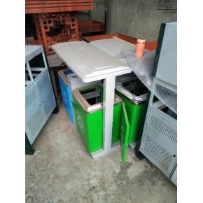 厂家直销钢木垃圾桶,环卫垃圾桶,户外室内垃圾桶