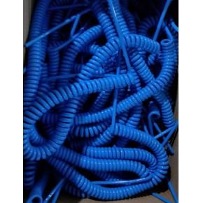 多芯螺旋线(PVC TPU PUR 材质可选)