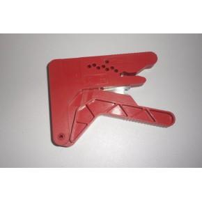光纤刀 双孔塑料光纤切割刀 双孔POF切割刀