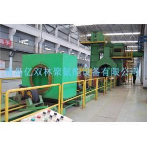 亿双林板材专用除锈设备管材抛丸清理机供应