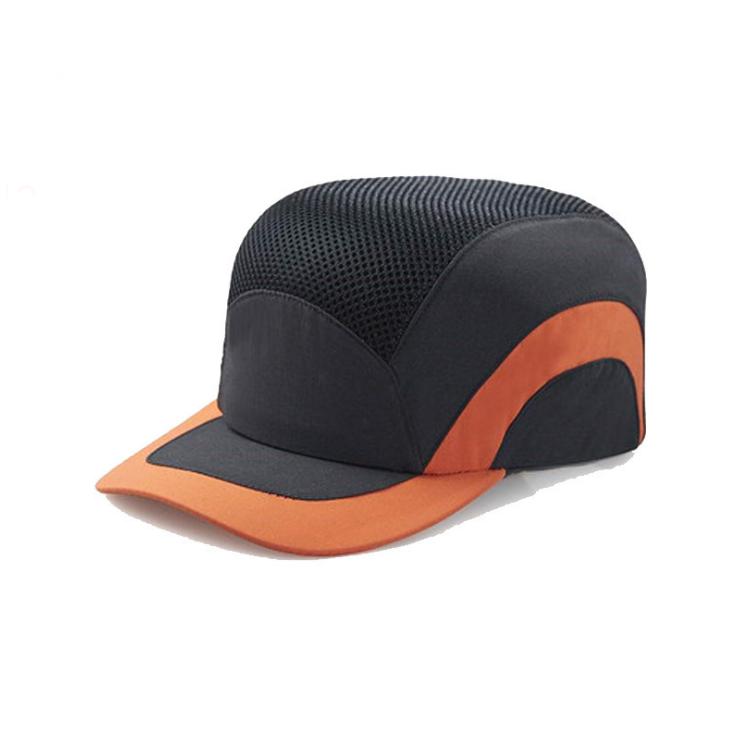 防撞头盔运动帽 安全帽定制定做 广州帽子工厂