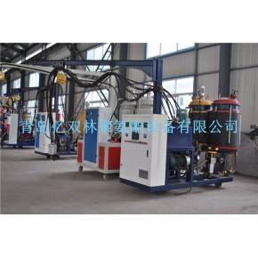 供应聚氨酯pu直埋管高压聚氨酯发泡机品牌亿双林