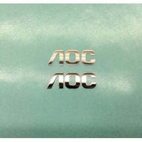 家电不干胶金属镍片商标定做3M胶电镀薄标