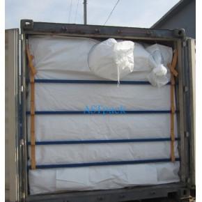运输面粉专用食品级集装箱干料袋