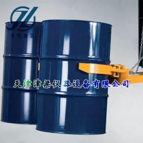 JLD-55D抱箍式叉车专用双桶油桶夹具