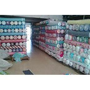 专业回收厂家库存布料,五金,皮革,塑料