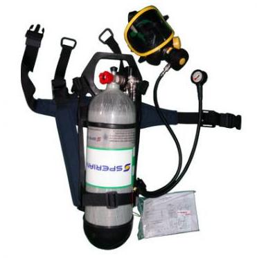 霍尼韦尔(巴固)T8500正压式空气呼吸器