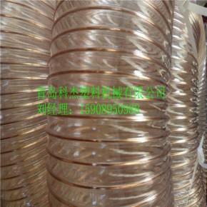 TPU钢丝吸尘管设备
