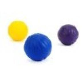 寵物球狗狗玩具大號中號EVA材質耐咬三色實心球