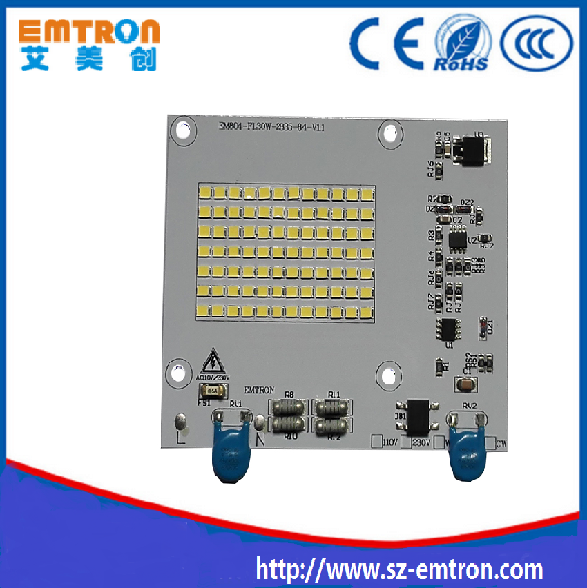 经济型LED投光灯.泛光灯专用AC免驱动模组