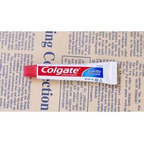 酒店洗漱用品 小牙膏贴牌酒店宾馆小牙膏代加工
